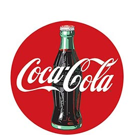Coca-Cola® Tin Signs