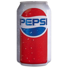 Pepsi ® can ( NEW )