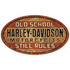 H-D® Old School, Dealer Exclusive*